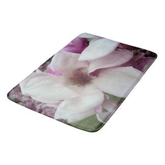 Bath Mat - Saucer Magnolias Bloom