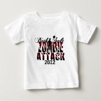 Bath Salt Zombie Attack 2012 T Shirts