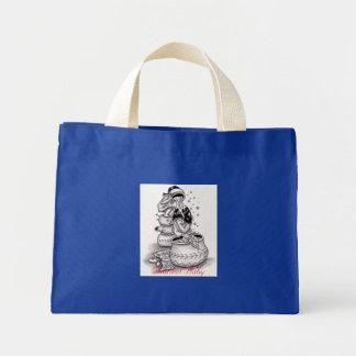 bathingbab, Blanket Baby Mini Tote Bag