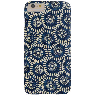 Batik Indonesia Blue Iphone Case Barely There