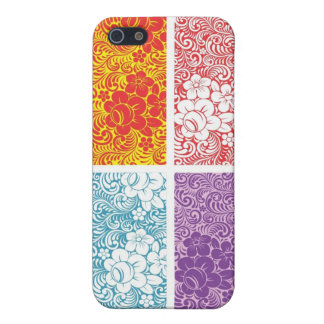 batik style iphone 5 case