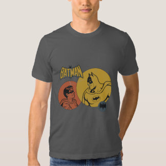 Batman And Robin Graphic - Distressed T-shirts