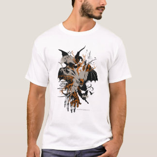 Batman and Tree T-Shirt