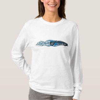 Batman | Blue Batmobile Logo T-Shirt