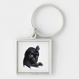 Batman Crouching Key Ring