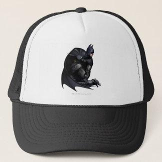 Batman Crouching Trucker Hat