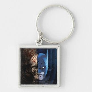 Batman de los Muertos Key Ring