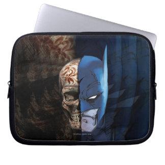 Batman de los Muertos Laptop Sleeve