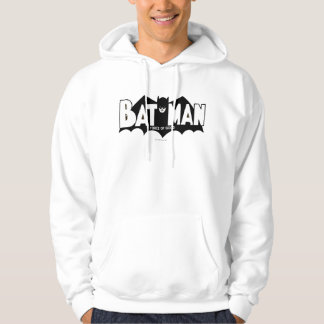Batman | Force of Good 60s Logo Hoodie