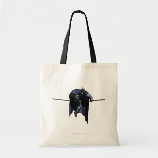 Batman Hanging On Line Tote Bag