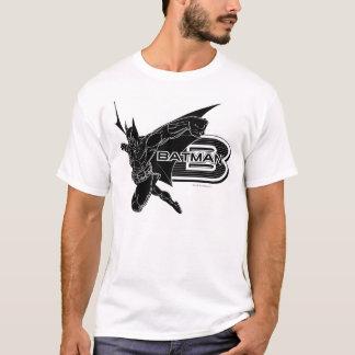 Batman Large B T-Shirt