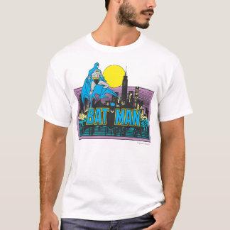 Batman & Letters T-Shirt