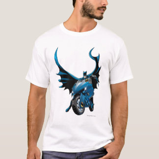 Batman on cycle T-Shirt