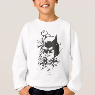 Batman Ornate Design Sweatshirt