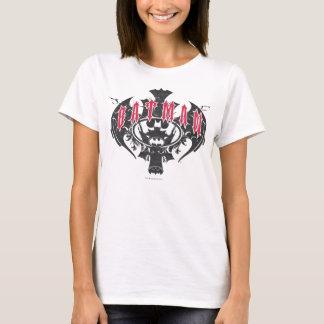 Batman | Red and Black Logo T-Shirt
