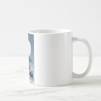 Batman Scenes - Gargoyle Coffee Mug
