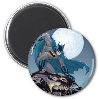 Batman Scenes - Gargoyle Magnet