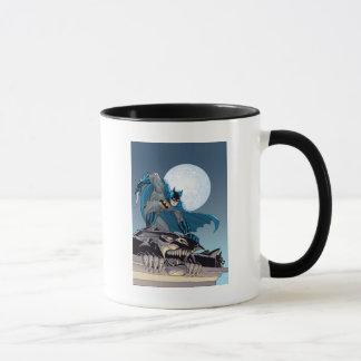 Batman Scenes - Gargoyle Mug
