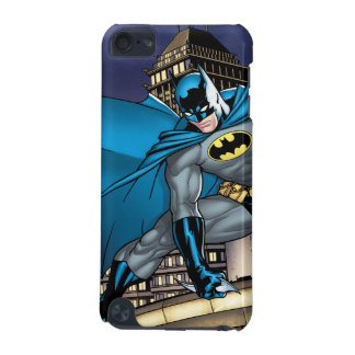 Batman Scenes - Tower iPod Touch (5th Generation) Cases