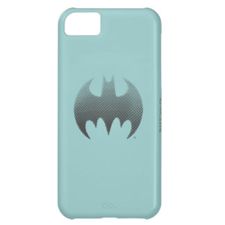 Batman Symbol | Black White Fade Logo iPhone 5C Case