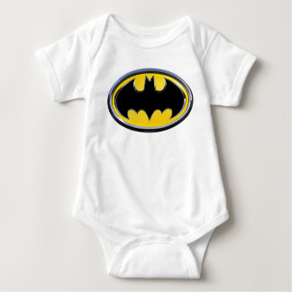 Batman Symbol | Classic Logo Baby Bodysuit