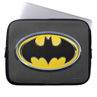Batman Symbol | Classic Logo Laptop Sleeve