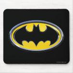 Batman Symbol | Classic Logo Mouse Pad