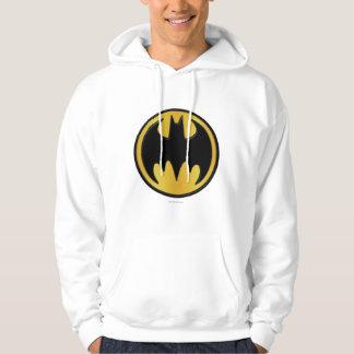 Batman Symbol | Classic Round Logo Hoodie