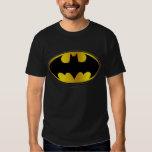 Batman Symbol   Oval Gradient Logo Tshirt