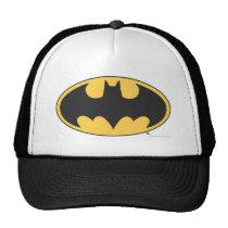 Batman Symbol | Oval Logo Cap
