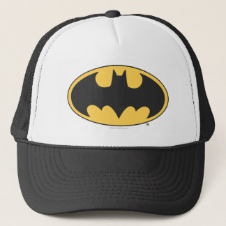 Batman Symbol | Oval Logo Trucker Hat