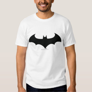 Batman Symbol | Simple Bat Silhouette Logo Tees
