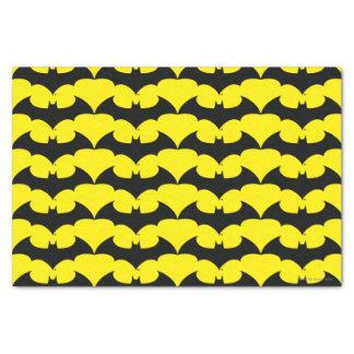 Batman Symbol | Simple Bat Silhouette Logo Tissue Paper