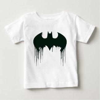 Batman Symbol | Spraypaint Logo Baby T-Shirt