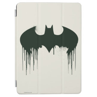Batman Symbol | Spraypaint Logo iPad Air Cover