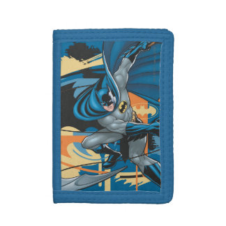 Batman Throw Tri-fold Wallets