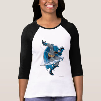 Batman Throwing Star T-Shirt