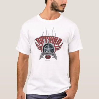 Batman | Tire Rim Logo T-Shirt