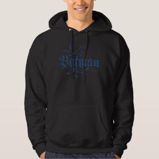 Batman | Urban Blue Logo Hoodie