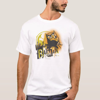 Batman Urban Legends - Batman Stencil T-Shirt
