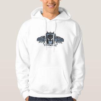 Batman with Batmobiles Hoodie
