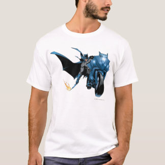 Batman with Cycle T-Shirt
