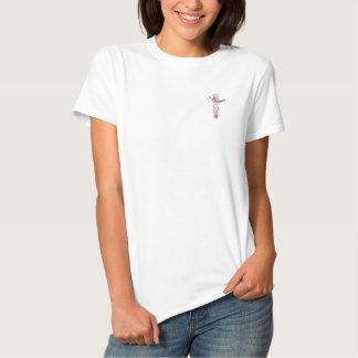 Baton Twirler Embroidered Polo Shirt