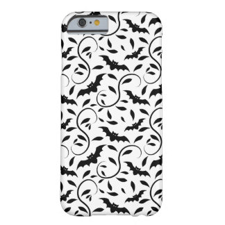 Bats pattern - animal pattern barely there iPhone 6 case