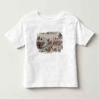 Battle between Polish and Russian Troops, 1831 Toddler T-Shirt