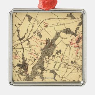 Battle of Gettysburg 15 Christmas Ornament