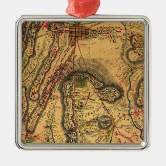 Battle of Gettysburg Christmas Ornament