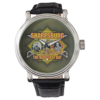 Battle of Sharpsburg (Antietam) Wrist Watches