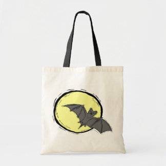 Batty Moon - Budget Tote