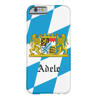 Bavaria Barely There iPhone 6 Case